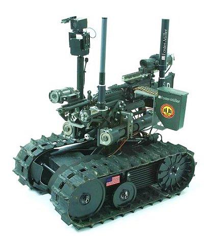 Robot Soldado