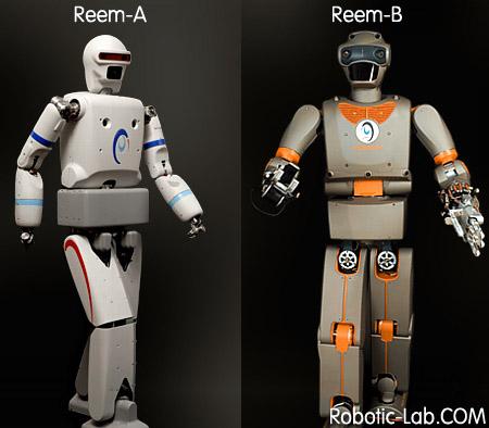 Reem-A y Reem-B
